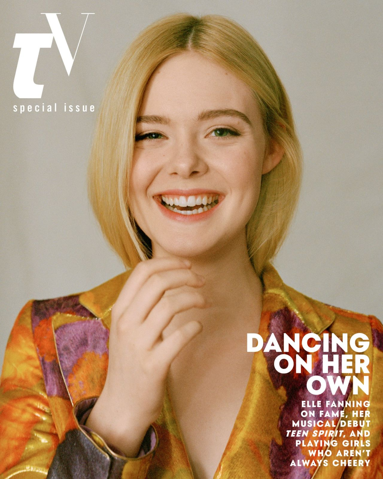 Famous Teen Girls: Photoshoot For Teen Vogue Magazine April 2019