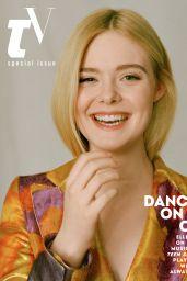 Elle Fanning - Photoshoot for Teen Vogue Magazine April 2019