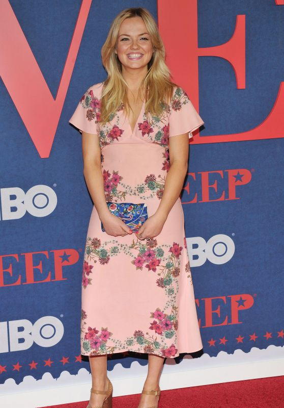 "Emily Meade – ""Veep"" Season 7 Premiere in NYC"