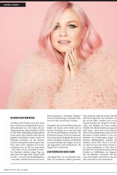 Emma Bunton - Ajoure Magazine Germany May 2019 Issue