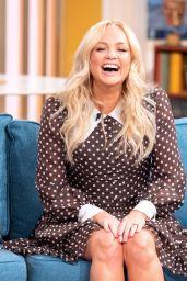 Emma Bunton - This Morning TV Show in London 04/16/2019