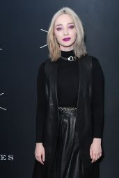 Emma Dumont - Matt Sarafa and Jonathan Marc Stein Fashion Show in LA 03/29/2019