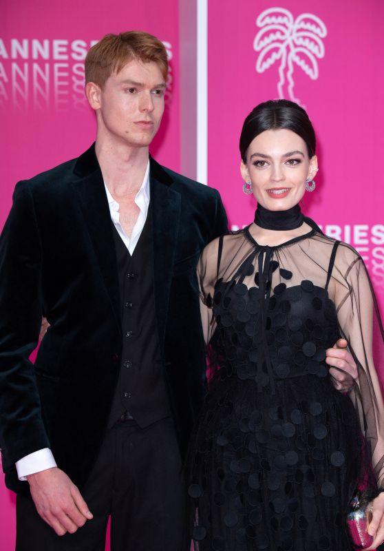 Emma Mackey - Closing Night of the 2019 Cannes International Series Festival