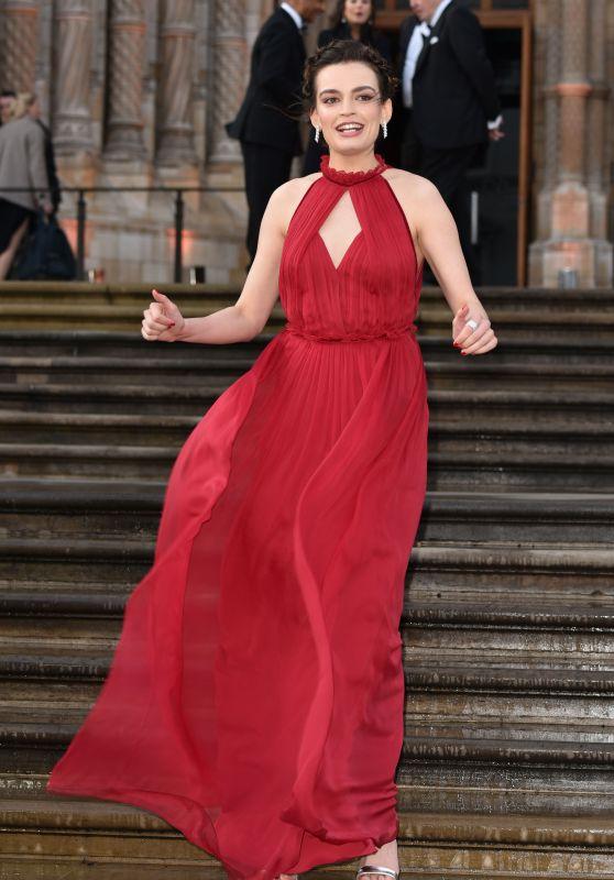 Emma Mackey – The CinemaCon Big Screen Achievement Awards in Las Vegas 04/04/2019