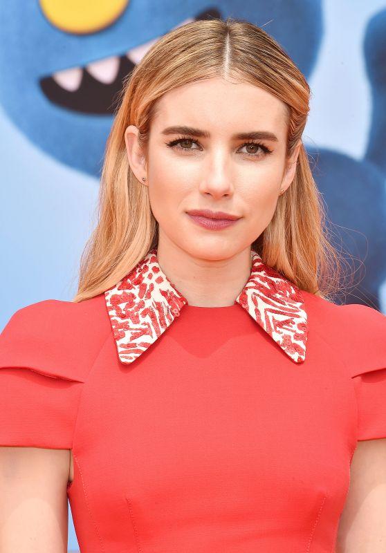 "Emma Roberts - ""UglyDolls"" World Premiere in LA"