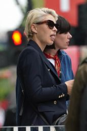 Emma Willis - Shopping in Central London 04/24/2019
