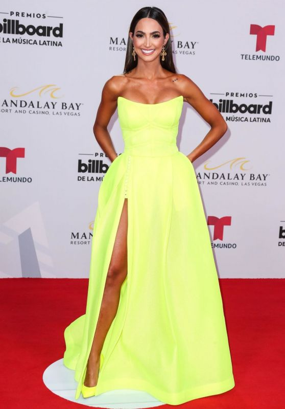 Erika Csiszer – 2019 Billboard Latin Music Awards