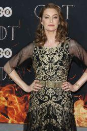 "Esme Bianco – ""Game of Thrones"" Season 8 Premiere in NY"