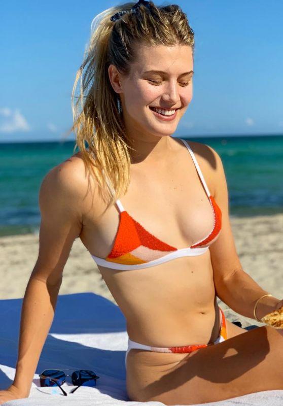 Eugenie Bouchard in Bikini 04/12/2019