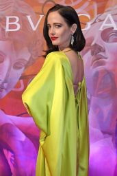 Eva Green - Bulgari WILD POP Gala Dinner 04/26/2019