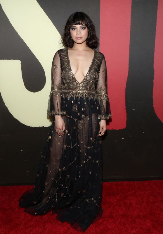 "Eva Noblezada – ""Hadestown"" Broadway Opening Night in New York"
