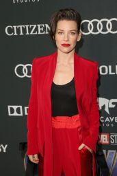 "Evangeline Lilly – ""Avengers: Endgame"" Premiere in LA"
