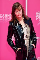 Flora Fischbach – 2019 Cannesseries in Cannes