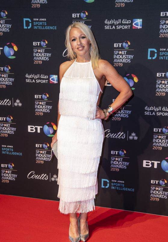 Gail Emms – BT Sport Industry Awards 2019