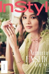 Gemma Chan - InStyle Australia May 2019