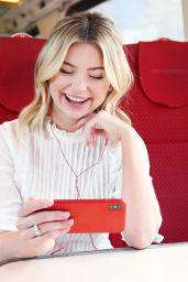 Georgia Toffolo - Promotions Vodafone