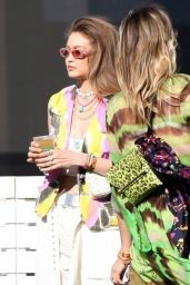 Gigi Hadid - Coachella in Indio 04/12/2019