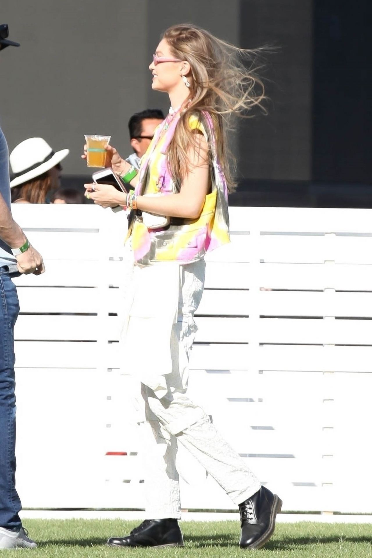 Gigi Hadid Coachella In Indio 04 12 2019