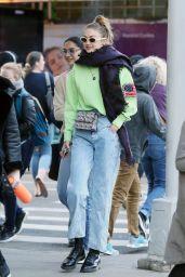 Gigi Hadid Street Style 04/17/2019