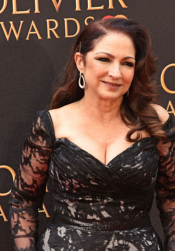 Gloria Estefan – 2019 Laurence Olivier Awards