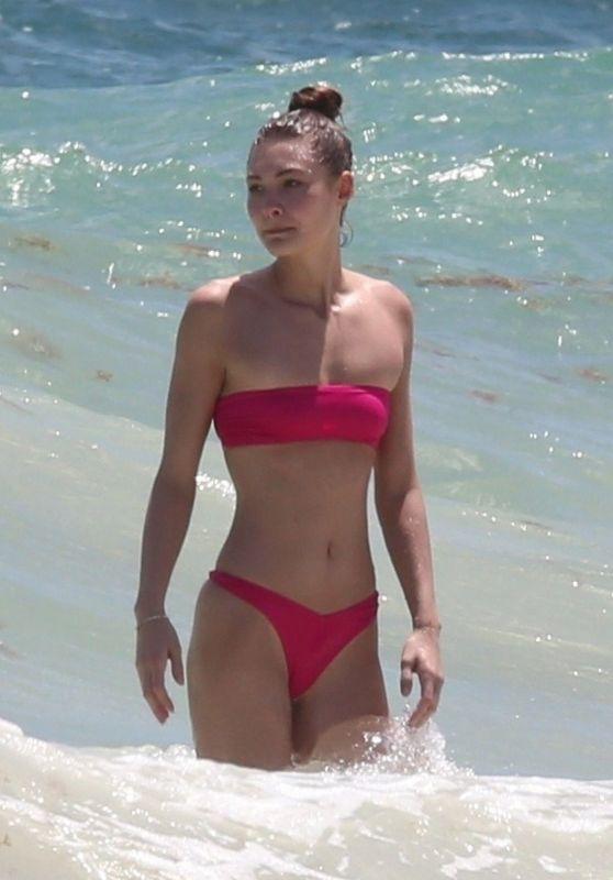 Grace Elizabeth in Bikini - Tulum, Mexico 03/31/2019