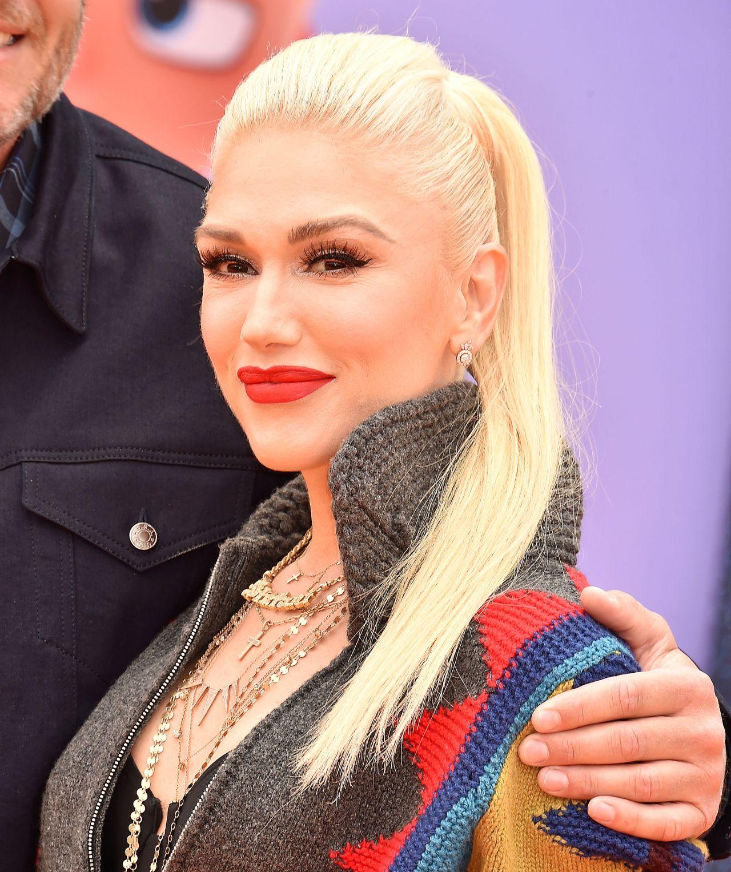 """Gwen Stefani - """"UglyDolls"""" World Premiere in LA"""