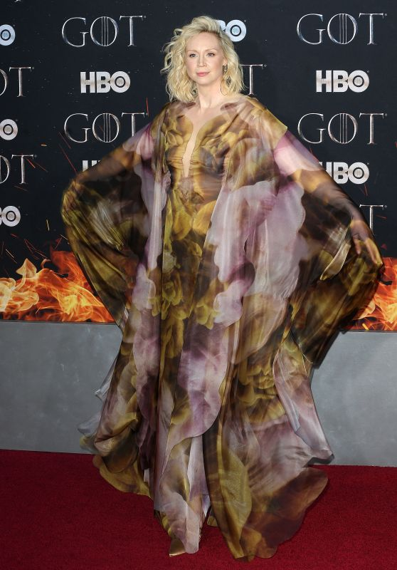"Gwendoline Christie – ""Game of Thrones"" Season 8 Premiere in NY"