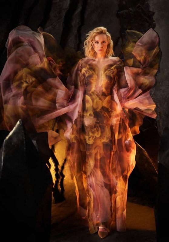 """Gwendoline Christie – """"Game of Thrones"""" Season 8 Premiere Portrait"""