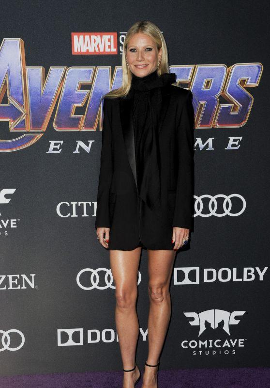 """Gwyneth Paltrow – """"Avengers: Endgame"""" Premiere in LA"""