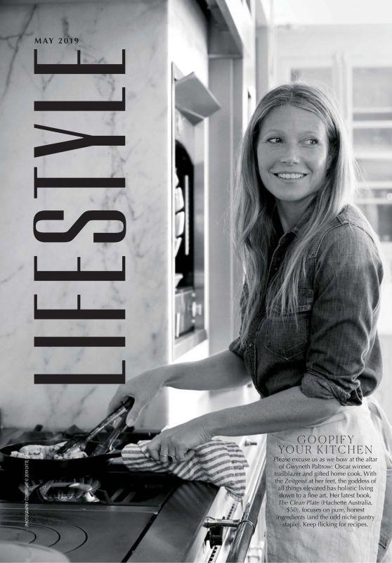 Gwyneth Paltrow - Marie Claire Magazine Australia May 2019