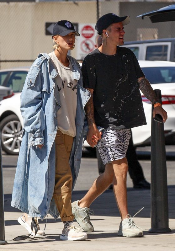 Hailey Rhode Bieber and Justin Bieber - Boston 04/25/2019