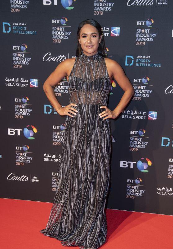 Heather Watson – BT Sport Industry Awards 2019