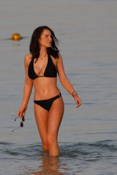 Helen Flanagan in Bikini, April 2019