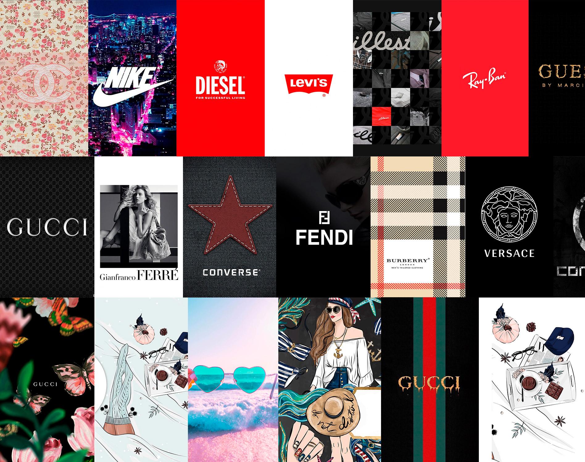 Iphone Fashion Wallpapers Celebmafia