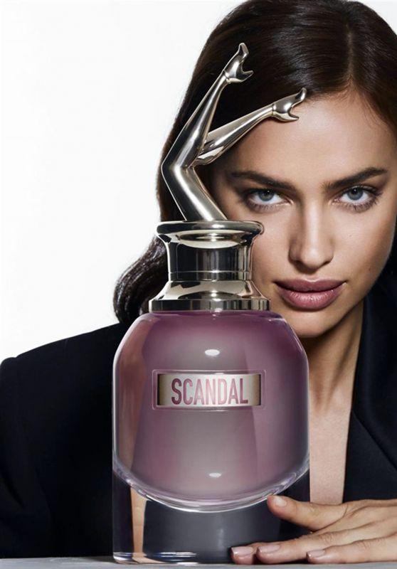 Irina Shayk - Jean-Paul Gautier Photoshoot (2019)