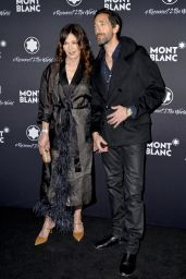 Iris Berben – Montblanc #Reconnect 2 The World Party in Berlin