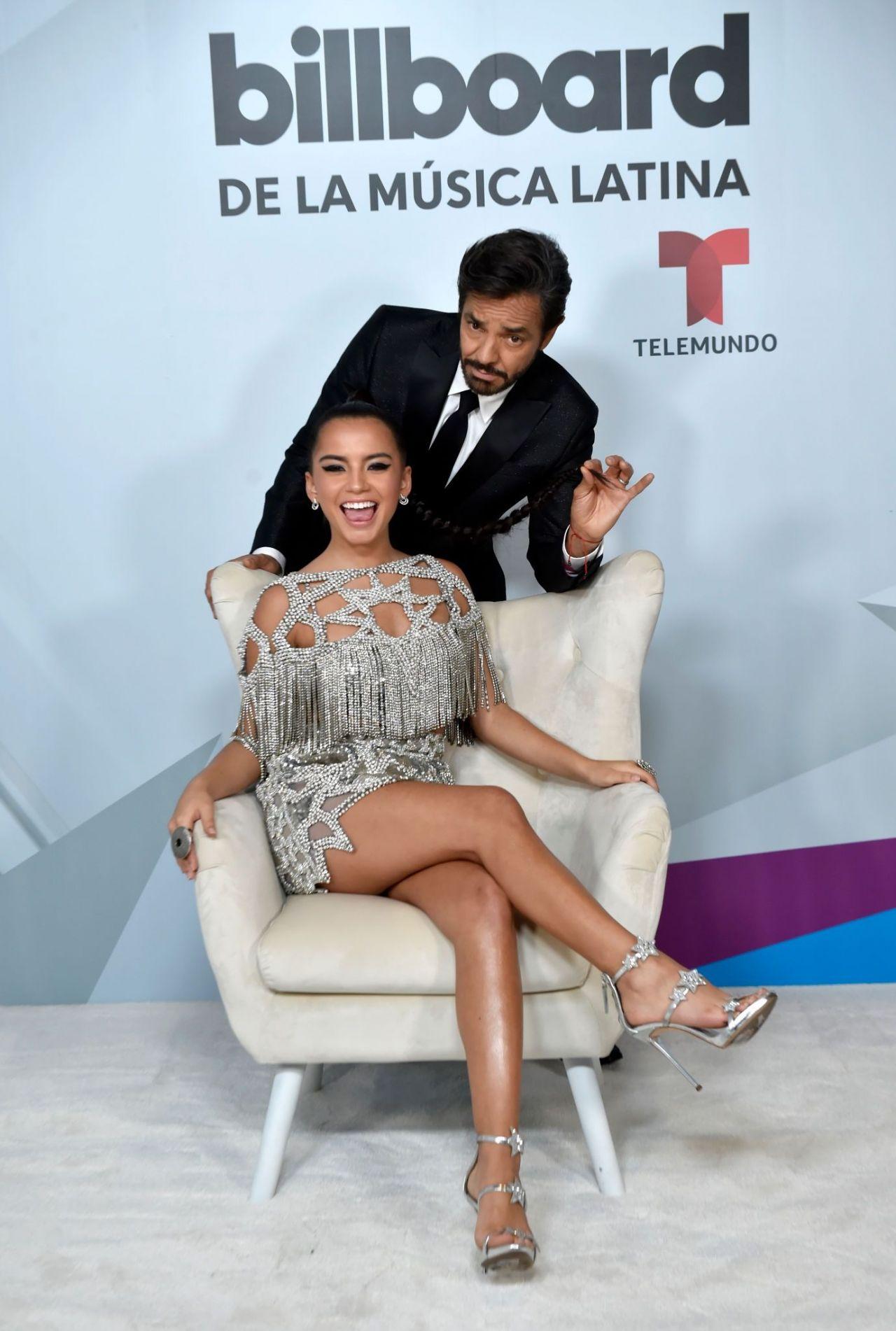 Press Room At The Z100 S Jingle Ball: 2019 Billboard Latin Music Awards Press Room