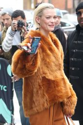Jaime King at the BUILD Series NYC Studio in NYC 04/11/2019