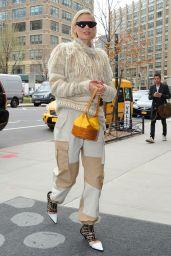 Jaime King Street Fashion 04/11/2019