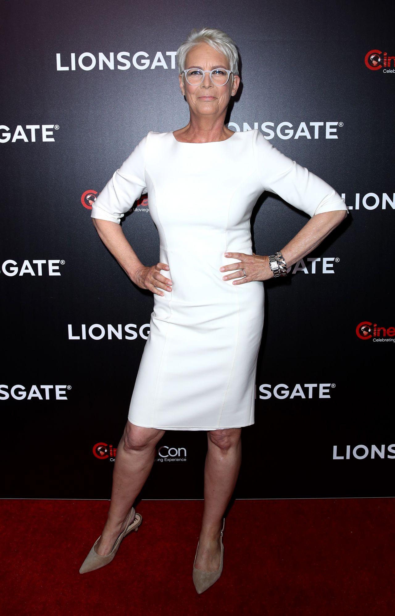 Jamie Lee Curtis - Lionsgate at CinemaCon Pre Presentation ...