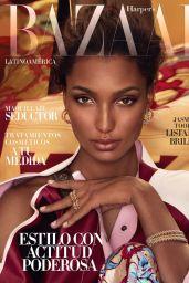 Jasmine Tookes - Harper's Bazaar Latin America April 2019