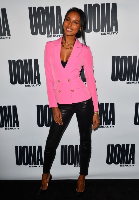Jasmine Tookes – UOMA Beauty Launch in LA
