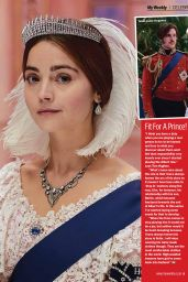 Jenna-Louise Coleman - My Weekly Magazine UK April 2019