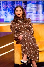 Jenna-Louise Coleman - The Jonathan Ross Show in London 04/06/2019