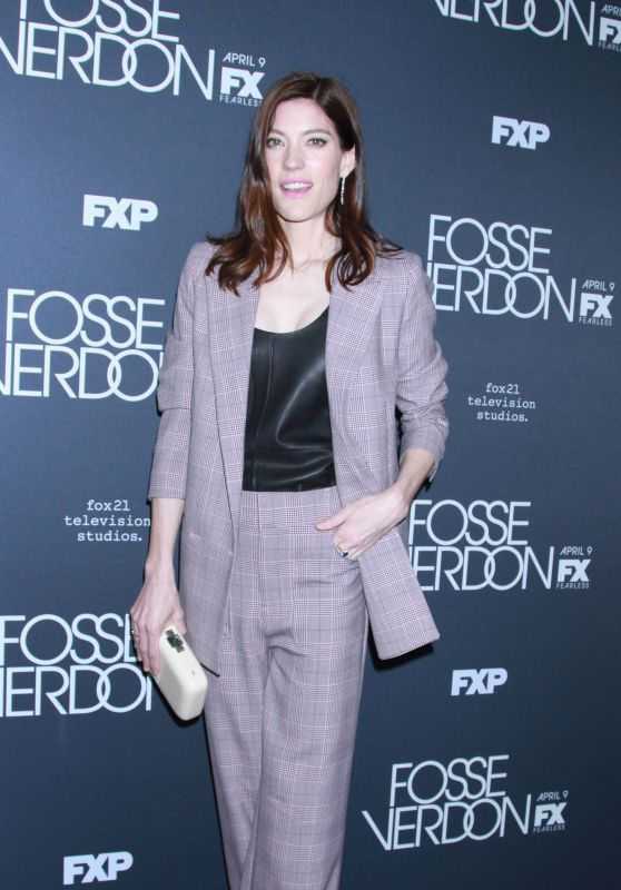 "Jennifer Carpenter – ""Fosse/Verdon"" TV Show Premiere in NYC"