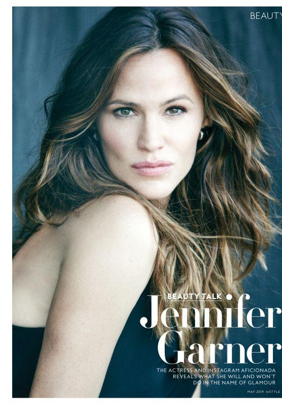 Jennifer Garner - InStyle Magazine USA May 2019 Issue