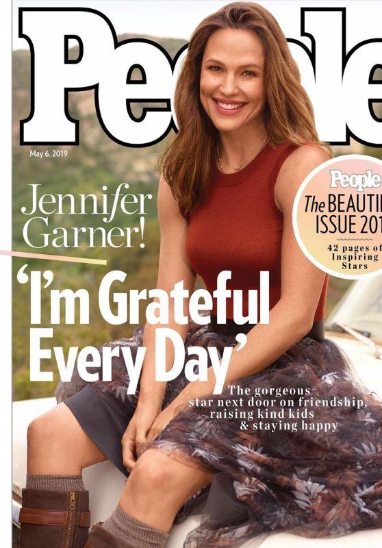 Jennifer Garner - People Magazine May 2019 Cover