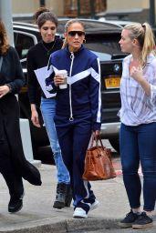 Jennifer Lopez - Out in NYC 04/14/2019