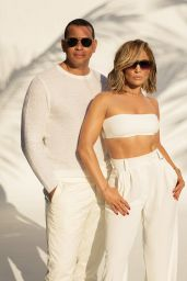 Jennifer Lopez - QUAY X JLO AND AROD Campaign 2019