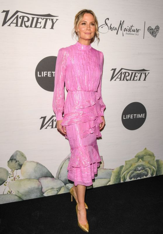 Jennifer Nettles – Variety's Power Of Women in NYC 04/05/2019